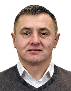 Олександр Володимирович Андрощук | Oleksandr Androshchuk